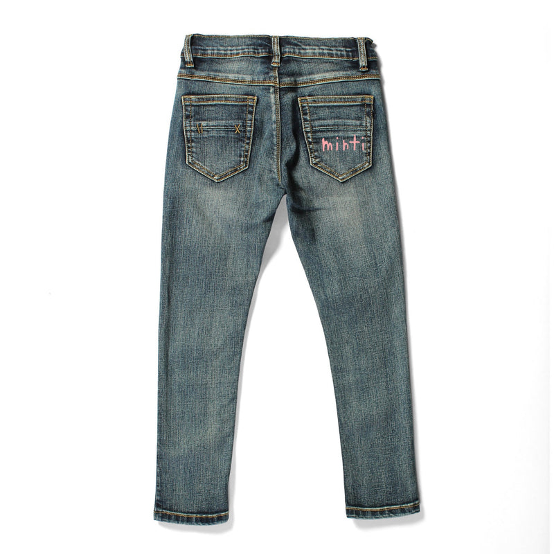 Our Jeans Blue Wash Minti in denim