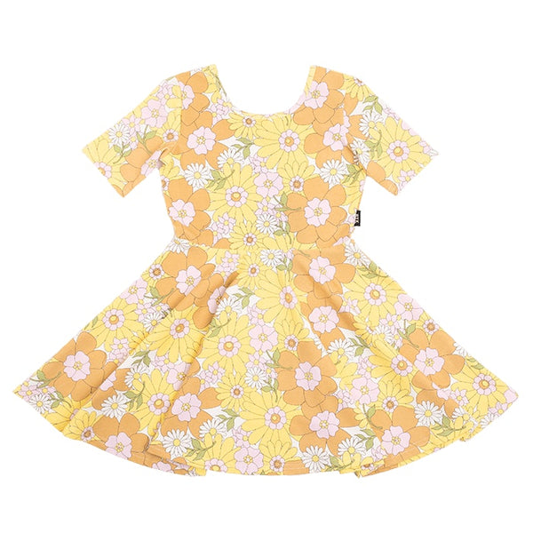 flower-power-mabel--waisted-dress-in-multi colour print