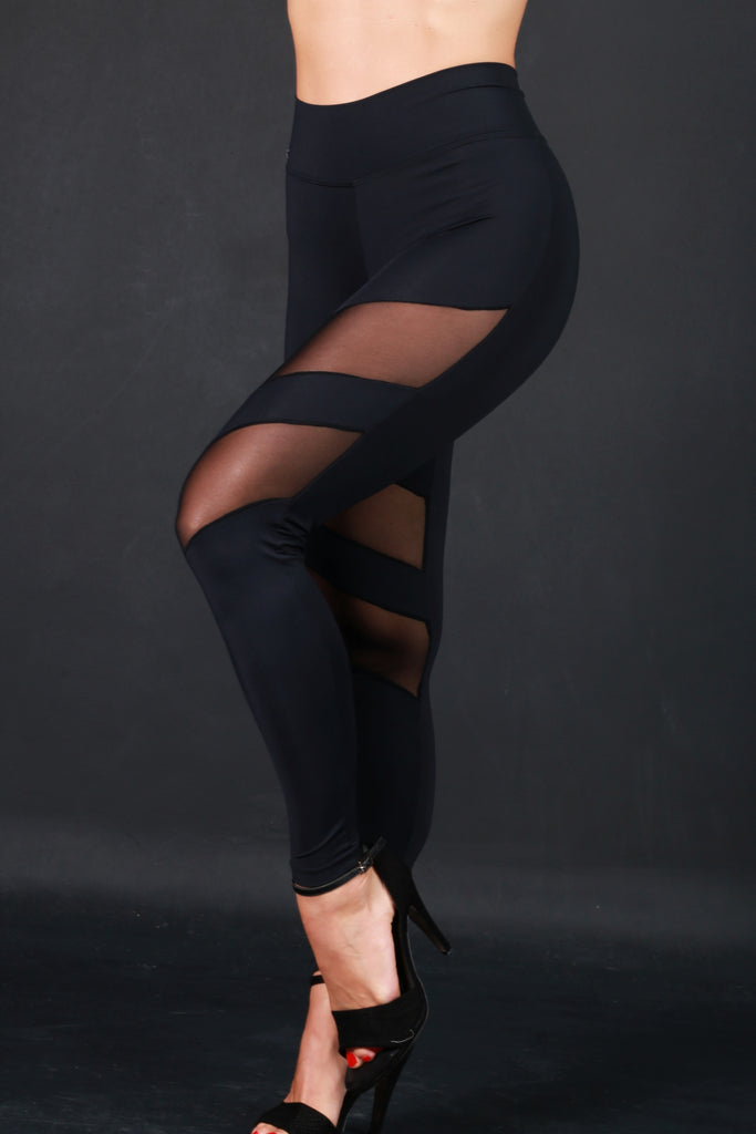 Legging Supreme in Black