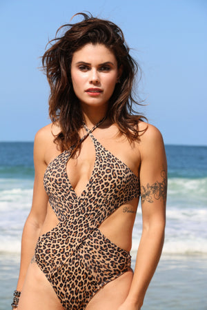 Panther Swimsuit 2 in 1