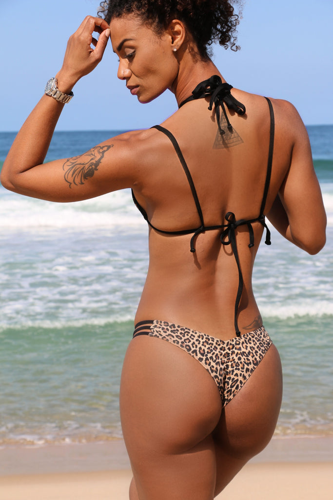 Bikini Hot Brazilian Panther 2 in 1