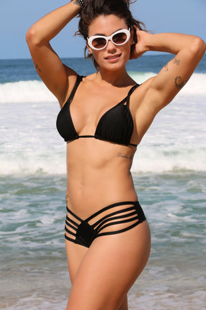 Black Brazilian Hot Bikini