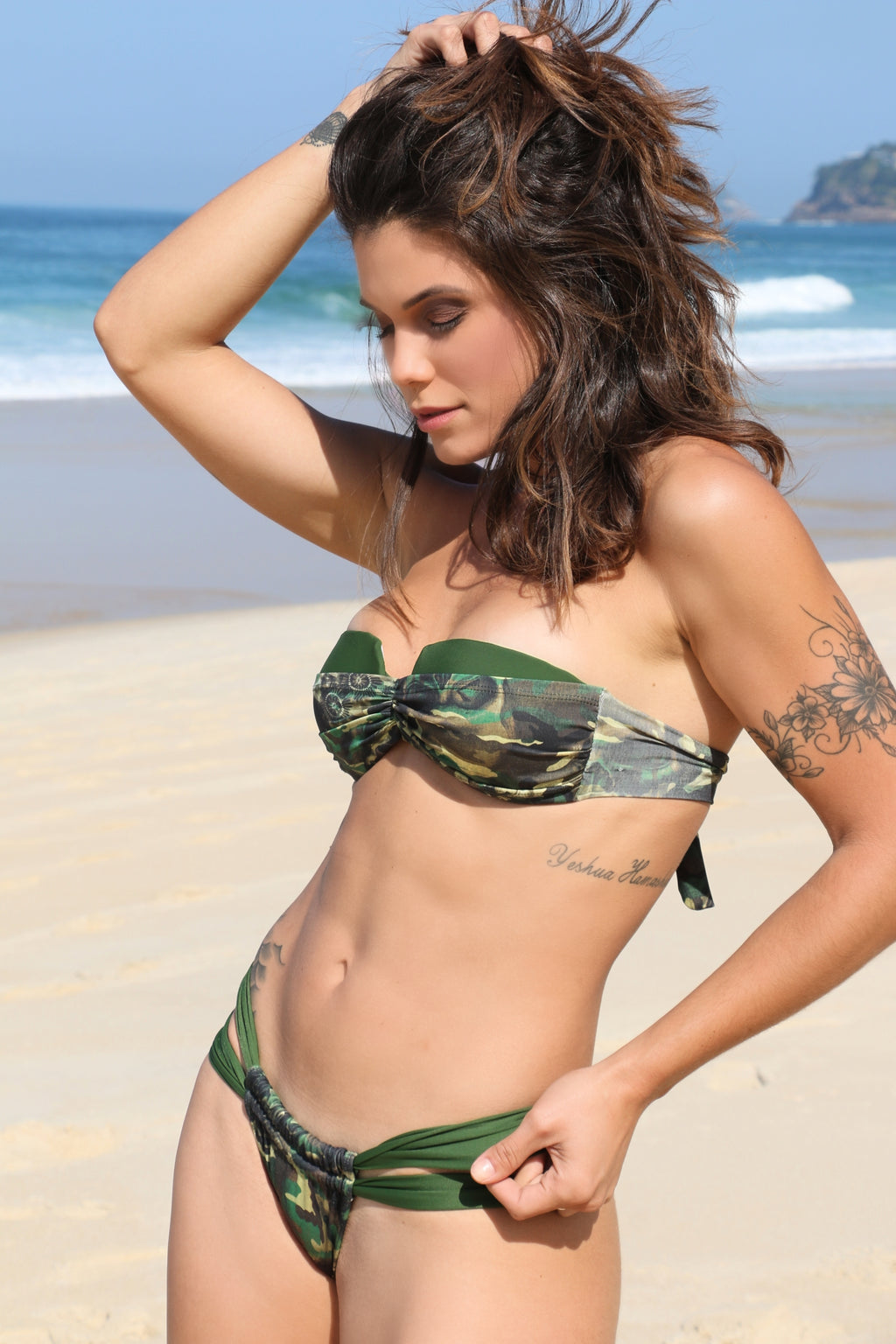Beautiful Brazilian fashion bikini