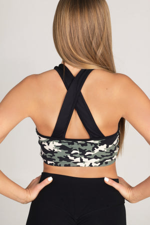 Sexy Brazilian army Top