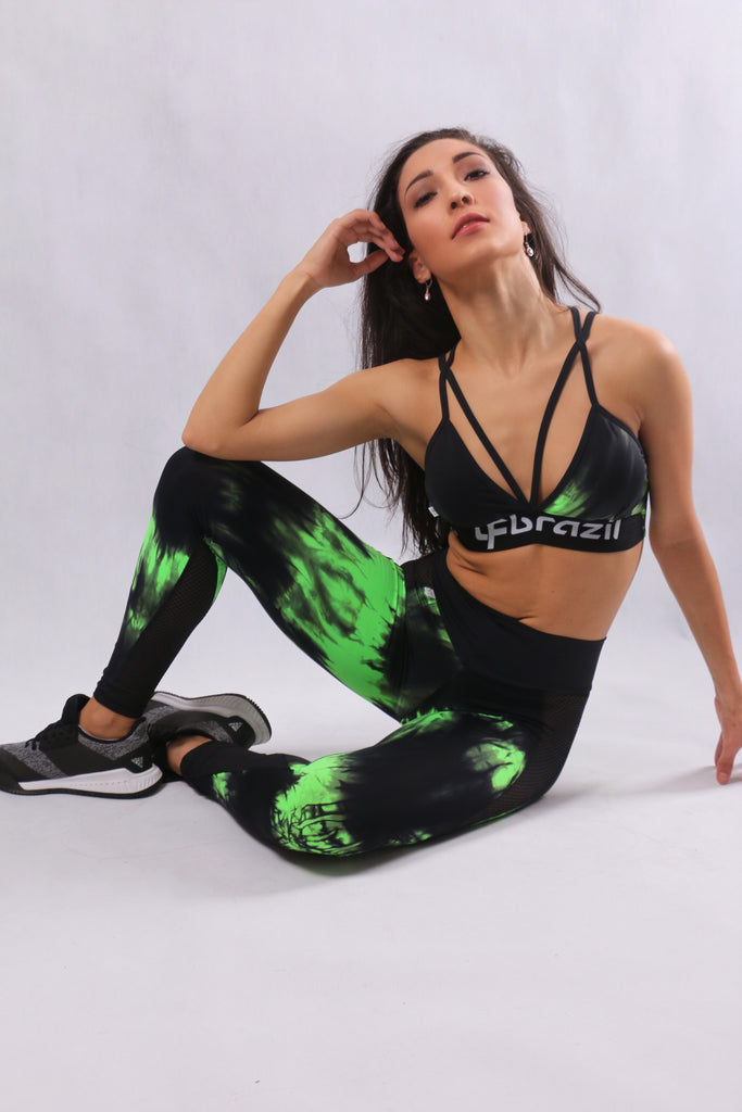 CFBrazil Explosion Absolute set - Green&Black combo