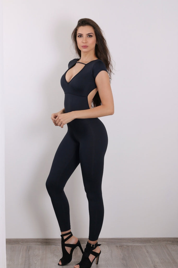 Overall YOU, super comfortable in Black Color