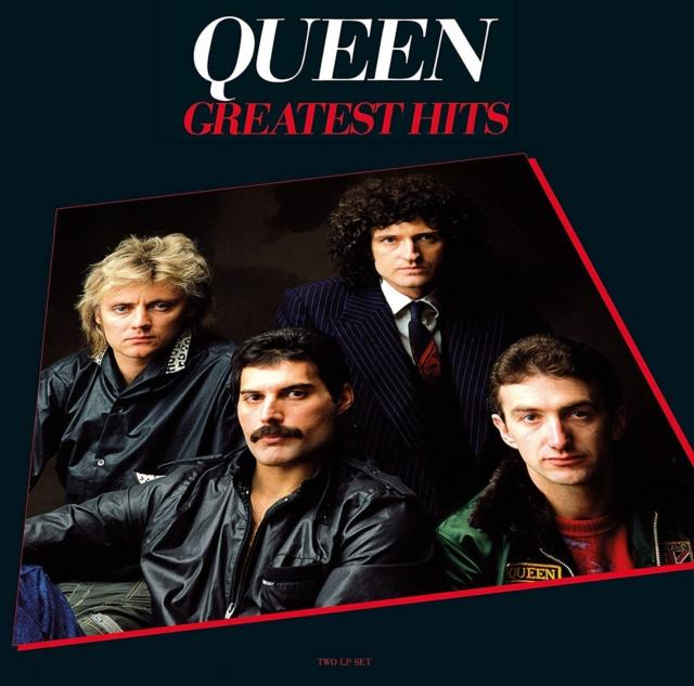 Queen LP - Greatest Hits I - Grandad shirt club