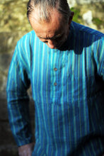 Load image into Gallery viewer, Namaste grandad shirt/Fair trade/Express delivery