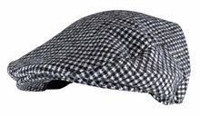 Load image into Gallery viewer, Mens Wool Blend Flat Cap - Grandad shirt club