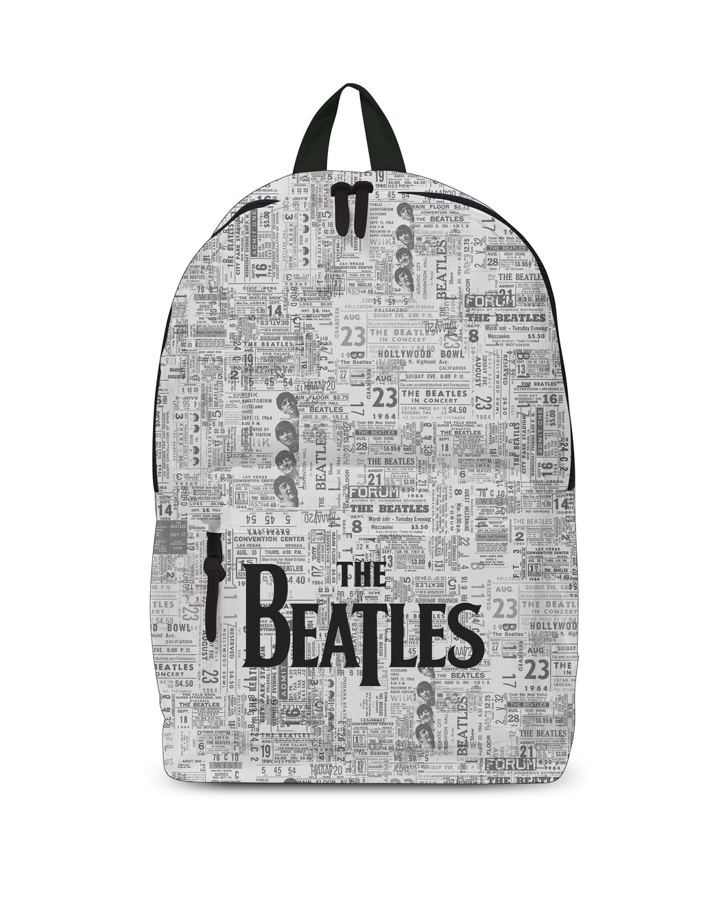 The Beatles - Backpack -  Tickets - Grandad shirt club