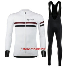 Load image into Gallery viewer, 2020 Spring new roubaix cycling jersey men long sleeve RBX mtb riding clothing tops High quality bicycle wear Elastic cuffs - Grandad shirt club