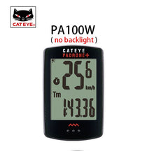 Load image into Gallery viewer, CATEYE Bike Bicycle Computer Wireless Cycling Computer Backlight Waterproof Speedometer Speed Sensor Stopwatch Digital Computer - Grandad shirt club