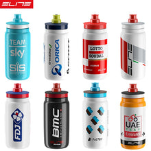 Load image into Gallery viewer, Elite Team Edition Kettle Bicycle Water Bottle Cycling Sports Bottles Agua Bicicle Garrafa Botella Bicicleta - Grandad shirt club