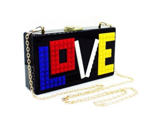 It's All Love (LEGO Purse)