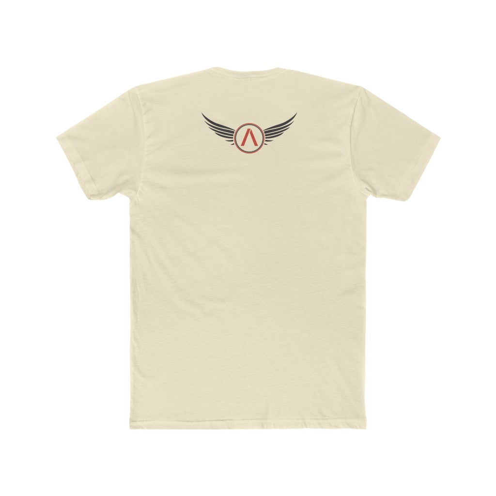 BLM Men's Cotton Crew Tee