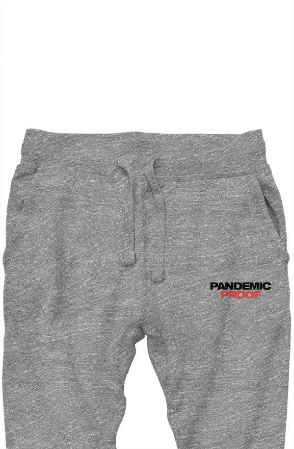 Pandemic Proof Grey premium joggers