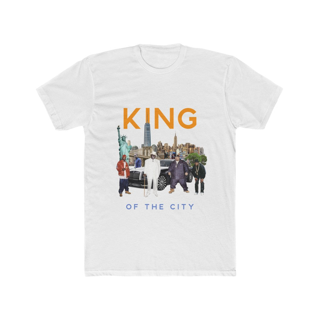 KOC Knicks Men's Cotton Crew Tee