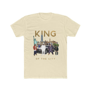 KOC NYC Gold Men's Cotton Crew Tee