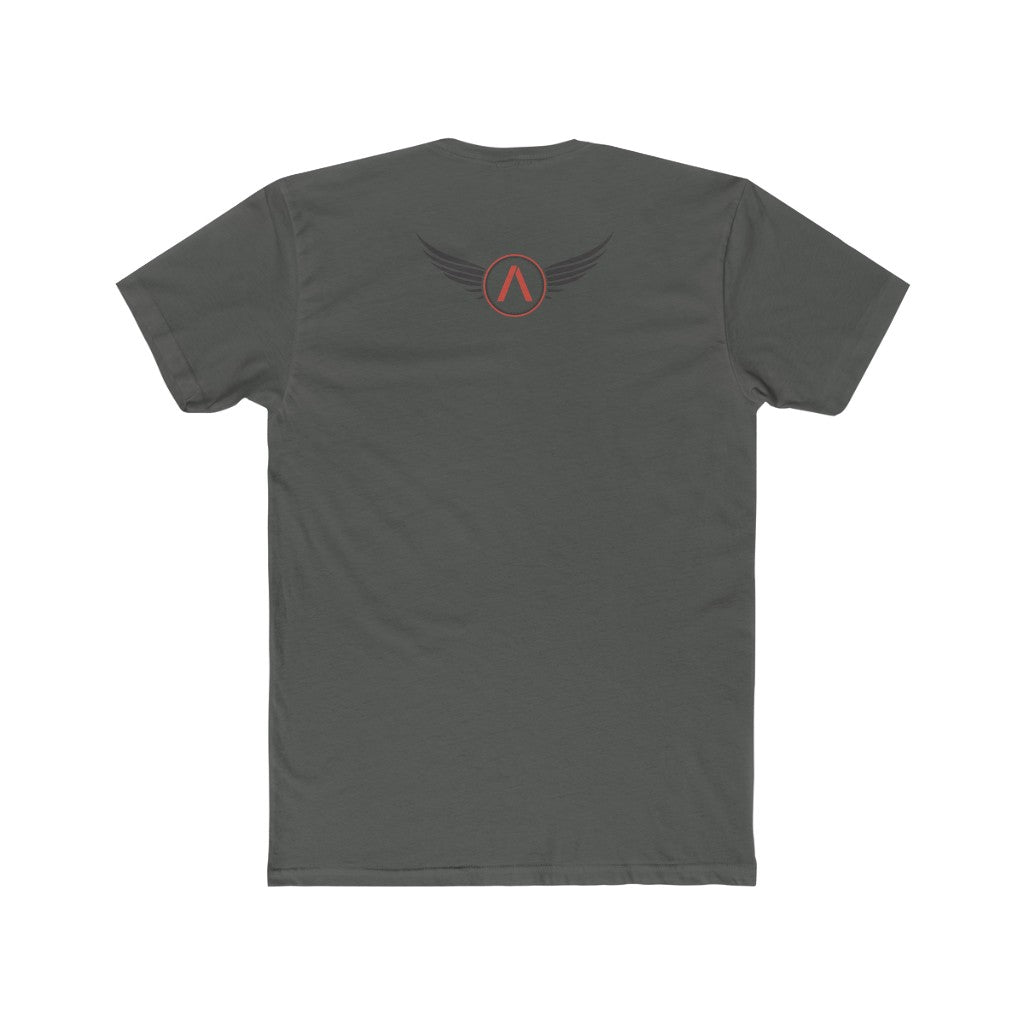 BLM2 Men's Cotton Crew Tee