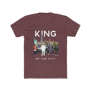 KOC NYC Men's Cotton Crew Tee