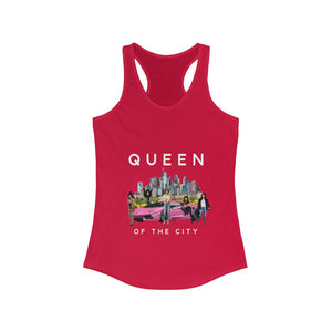 QOC Women's Ideal Racerback Tank