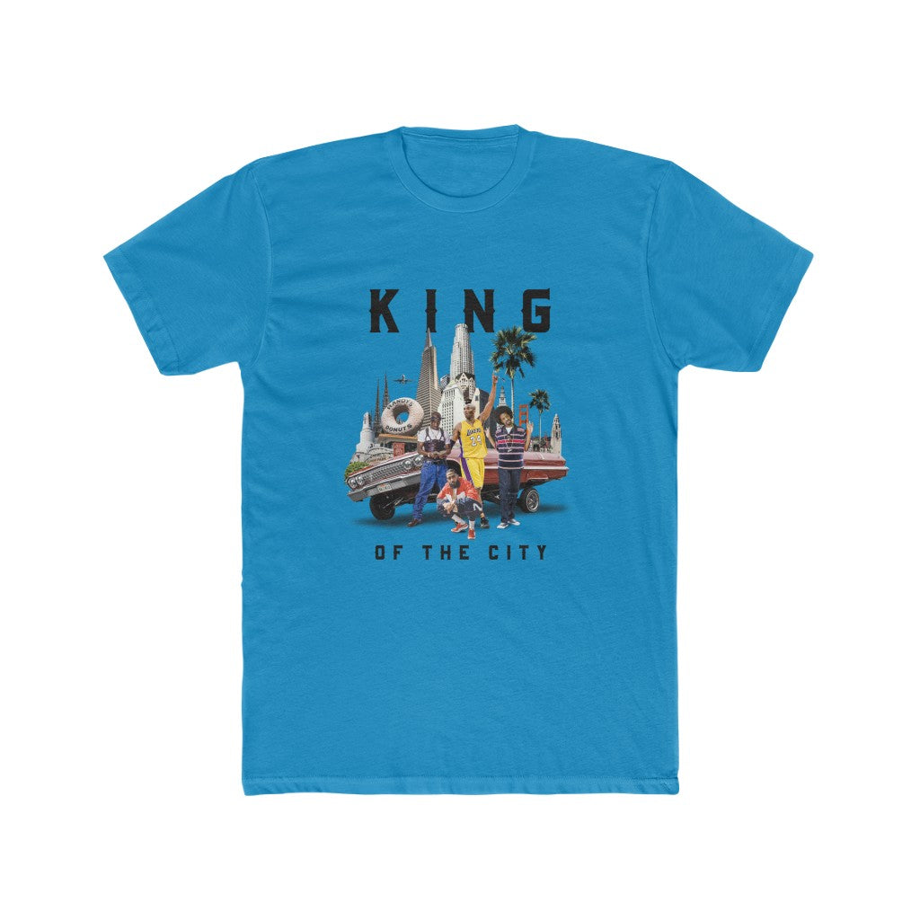 KOC Men's Cotton Crew Tee