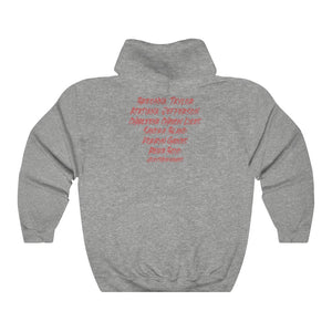 Breonna Unisex Heavy Blend™ Hooded Sweatshirt