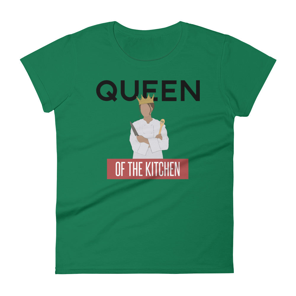QOK Women's short sleeve t-shirt