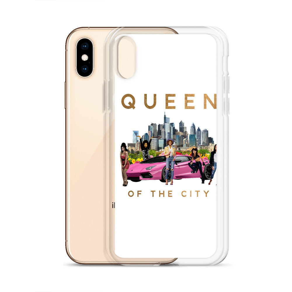 QOC iPhone Case