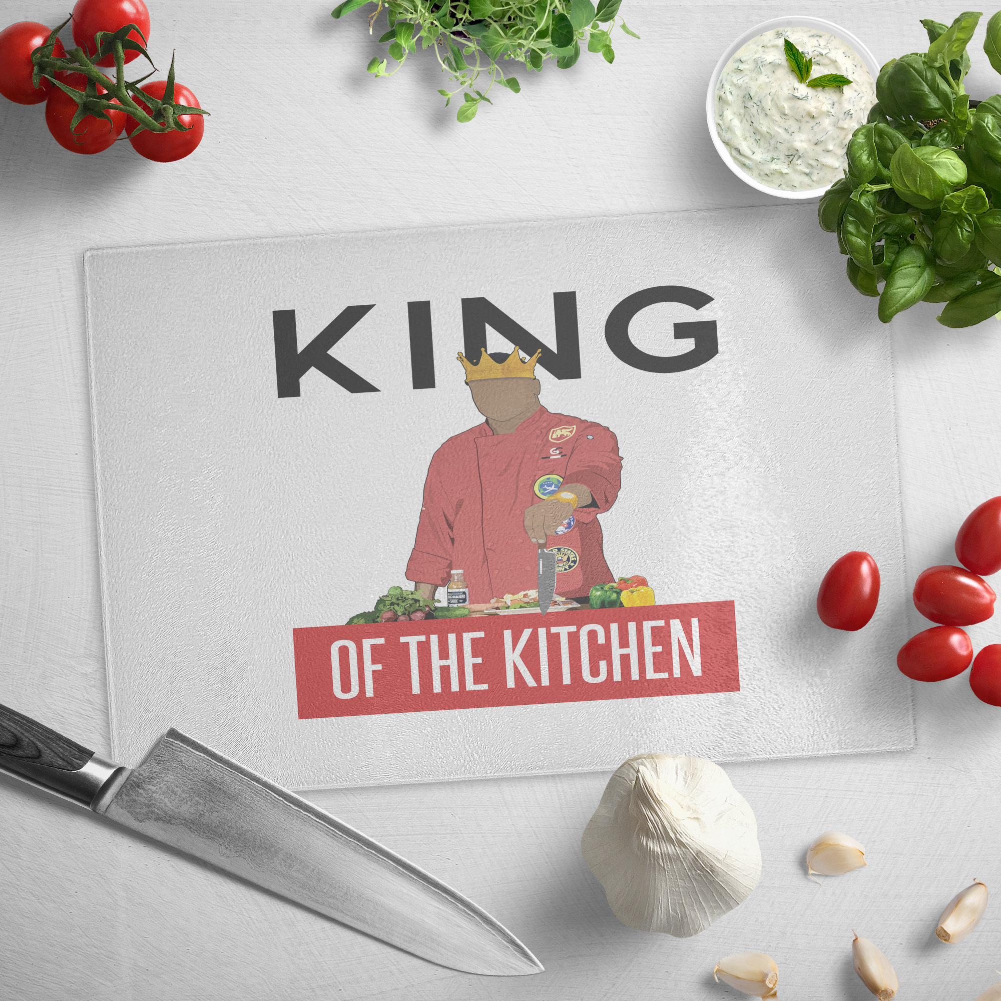 CG KOK Cutting board