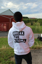 Load image into Gallery viewer, Niagara Strong Pullover Hoodie (White)