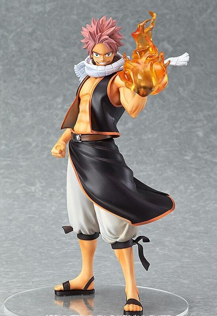 23cm Anime Fairy Tail Natsu 1/7 Scale Action Figure