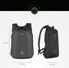 BAIBU New men 15.6 Laptop Backpack Anti Theft Backpack