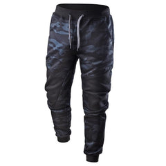 Men Joggers spring 2018 New Camouflage trousers Mens