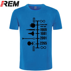 SpaceShip Timeline T-Shirt Inspired by Doctor Who - ar-sho.com