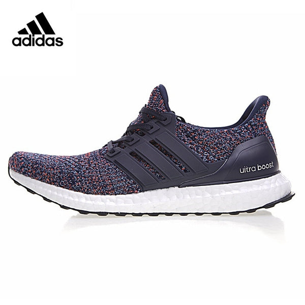 "Adidas  Ultra Boost 4.0 ""Navy Multicolor"" Men's Running Shoes - ar-sho.com"