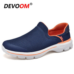 Summer Shoes Men Creepers Slip on Mens Shoes Casual Air