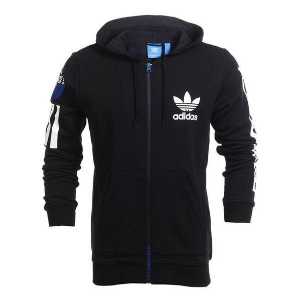 Original New Arrival 2018 Adidas Originals Men's jacket Hooded Sportswear - ar-sho.com