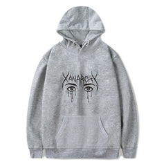 2018 Lil xan Xanarchy Hoodies and Sweatshirts Spring  Autumn Hip Hop Mens - ar-sho.com