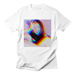 Lana Del Rey T-shirts Women T Shirts Short Sleeve Casual High Quality - ar-sho.com