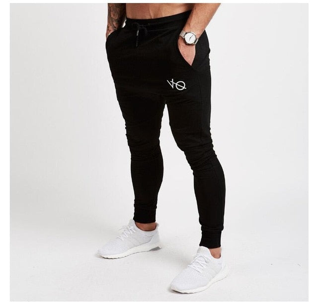 Joggers Pants Men 2018 Fashion Men Compression Pants Fitness