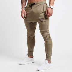 Mens Joggers Casual Pants Fitness Men Sportswear