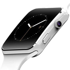 New Arrival X6 Smart Watch with Camera Touch Screen Support