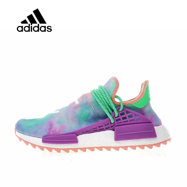 Original New Arrival Official Adidas Originals Hu Trail 'Holi Pack' x PharrellMen's & Women's - ar-sho.com