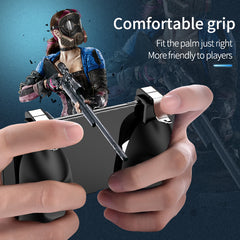 PUBG Mobile Game Controller Gamepad Trigger Aim Button