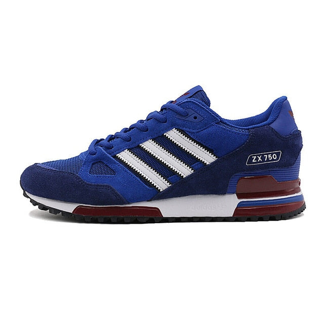Original New Arrival  Adidas Originals ZX 750 Unisex Skateboarding Shoes Sneakers - ar-sho.com