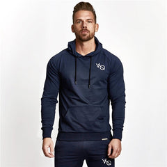 Best Gyms Men's Sets 2018 Fashion Sportswear Tracksuits