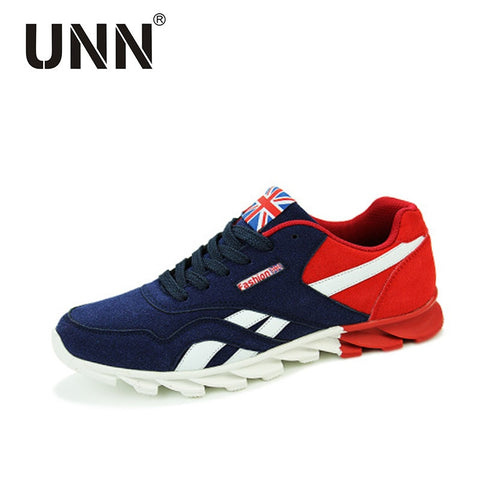 UNN Men Casual Shoes Spring Autumn Breathable Mens