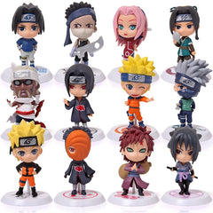 mark-downs 1PC random 6cm Anime figure figurine Naruto