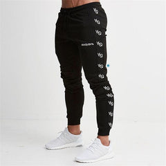 High Quality Jogger Pants Men Fitness Bodybuilding